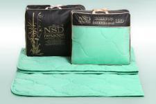"""Одеяло """"Бамбук Soft"""" микрофибра 300г/м2 чемодан ОПБЕо"""