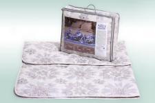 "Одеяло ""Лен"" 100% хлопок 200г/м2 чемодан"
