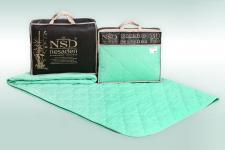 """Одеяло """"Бамбук Soft"""" микрофибра 150г/м2 чемодан ОПБЕо"""