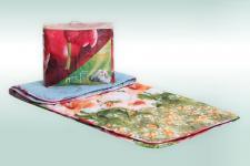 """Одеяло """"Овечья шерсть 3Д"""" микросатин 300г/м2 чемодан ОШОЕм"""