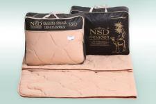 """Одеяло """"Верблюд Soft"""" микрофибра 300г/м2 чемодан ОПБЕо"""