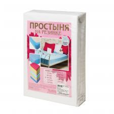 """Простыня """"Непромокаемая""""( махровая хб. ткань с полиуретановым покрытием, на резинке) ПМН"""