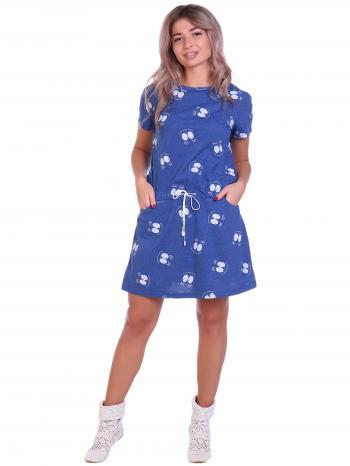 П-014 НСД Платье женское (кулирка) П-014 НСД