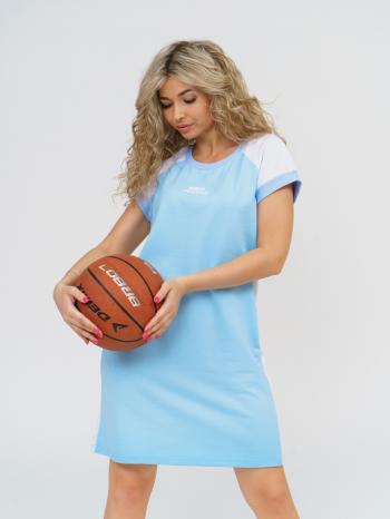П-027 НСД Платье женское (футер) П-027 НСД