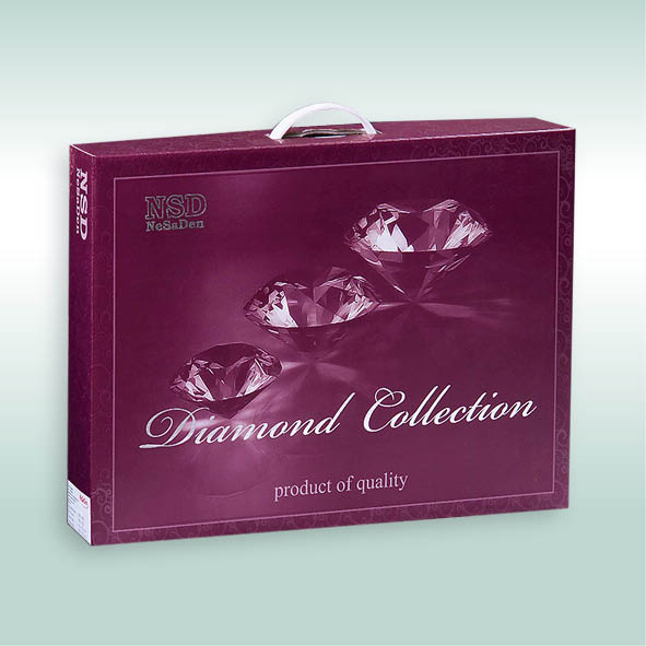 "КПБ ""Diamond Collection"" Евро 2,0/2,2 (диз.: WFY14-2378) КСД"